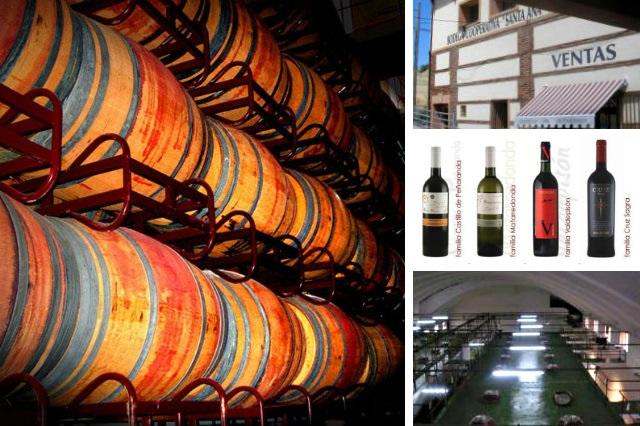 Visita a la bodega Cooperativa de Peñaranda de Duero - Destino Castilla y León