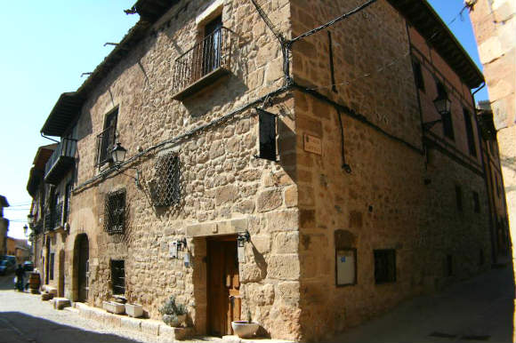 Hospedería Jaramillo en Peñaranda de Duero - Imagen del Hotel