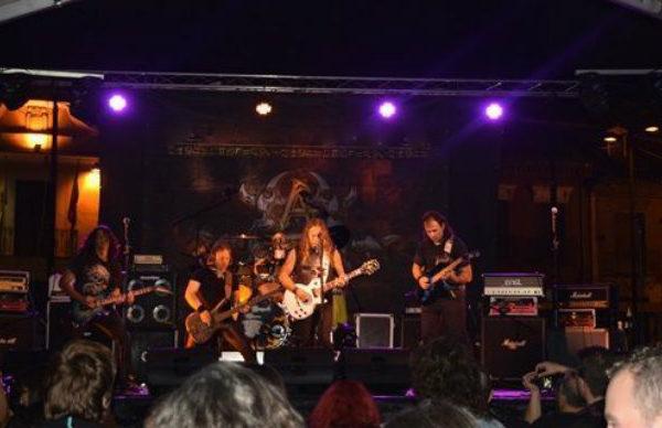 II Festival Rueda Rock