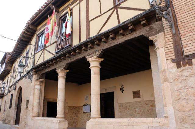 Ayuntamiento de Peñaranda de Duero - Destino Castilla y León