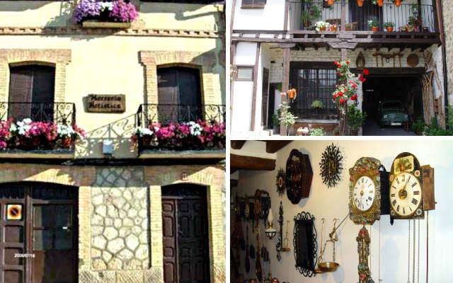 Herrería artesana de Peñaranda de Duero - Collage de Destino Castilla y León