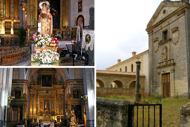 Monasterio del San José - Composición de Destino Castilla y León