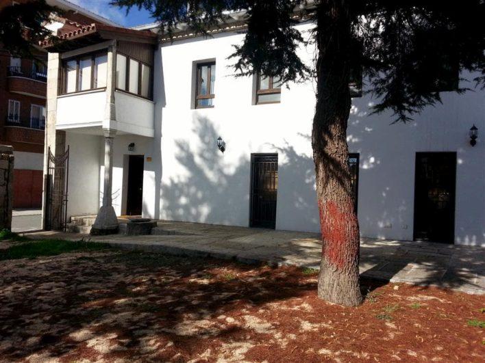 La casa del Cura. Fuente de la imagen: elrondon.es
