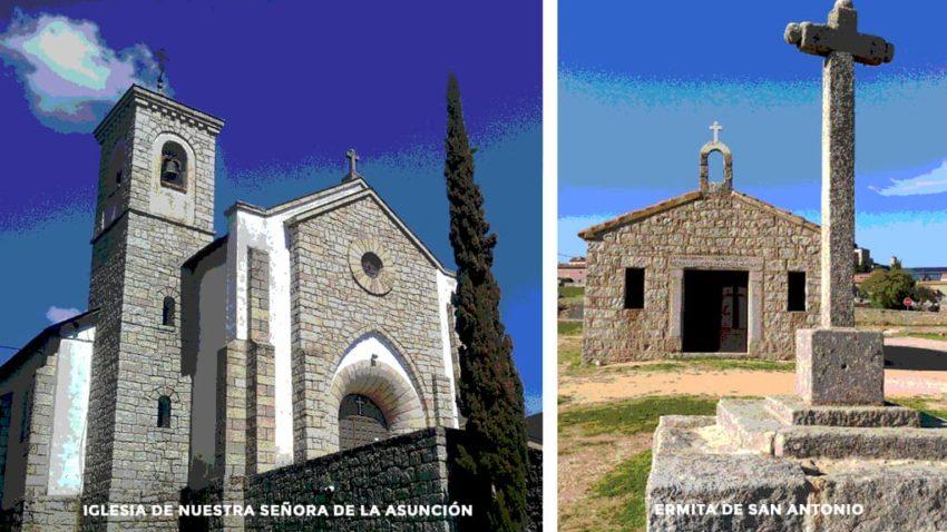 Iglesia y ermita de Las Navas del Marqués (1)
