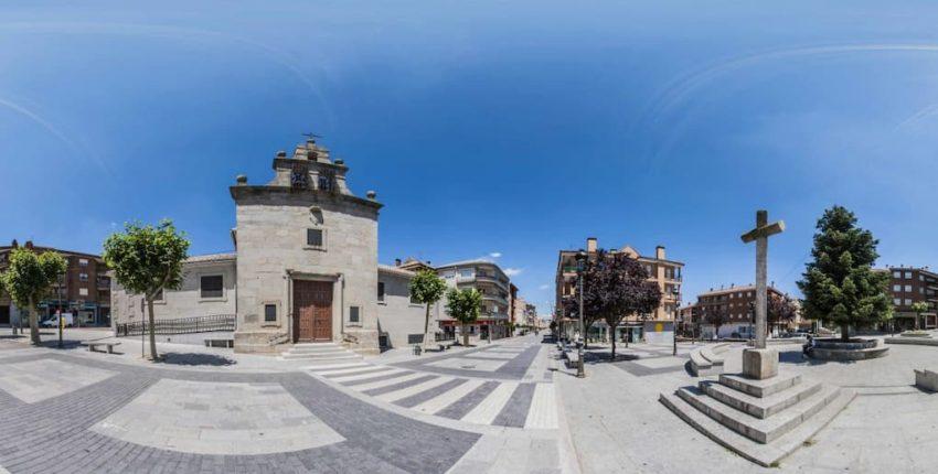 Ermita del Santisimo Cristo de Gracia Fuente de la imagen: turismolasnavas.es