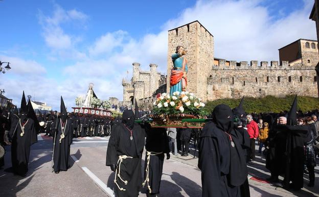 Semana Santa de Ponferrada - Imagen de El Bierzo Digital