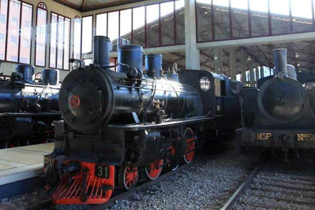 Museo del Ferrocarril de Ponferrada - Imagen del Diario de León
