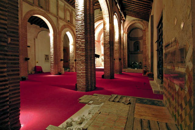 Centro de Interpretación del Arte Mudéjar, en la antigua Iglesia de San Martín - Imagen de Cardinalia