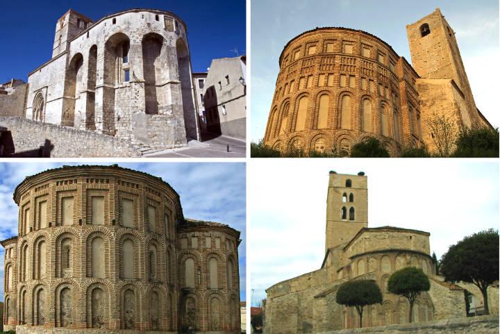 Algunas de las iglesias más espectaculares de Cuéllar - DestinoCastilla y León