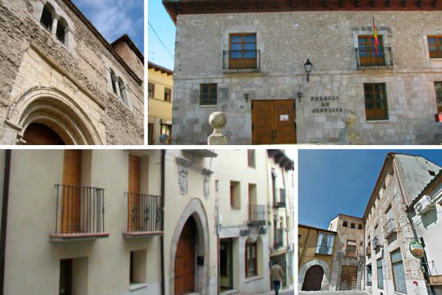 Palacios y casas solariegas de Cuéllar - Destino Castilla y León