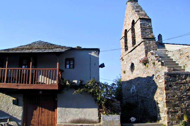 Iglesia de El Acebo - Imagen de Panoramio Roger Eychnne