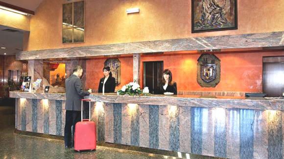 Recepción del hotel - Imagen del Hotel