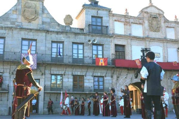 V Centenario de la Quema de Medina - Destino Castilla y León