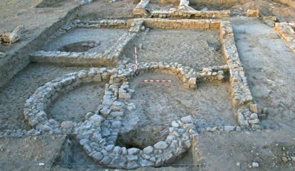 Villa romana del Picón de Castrillo en Ampudia