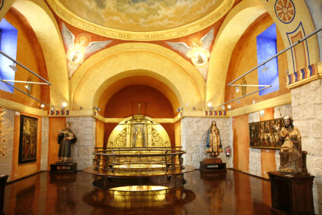 Fondos del Museo de Arte Sacro de Ampudia - Imagen del Ayto. de Ampudia