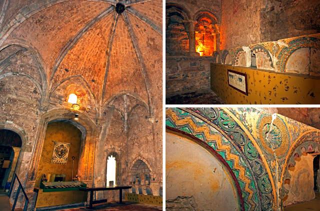 Sala Capitular del Monasterio de San Salvador de Oña, museo del románico - Imágenes de Cardinalia