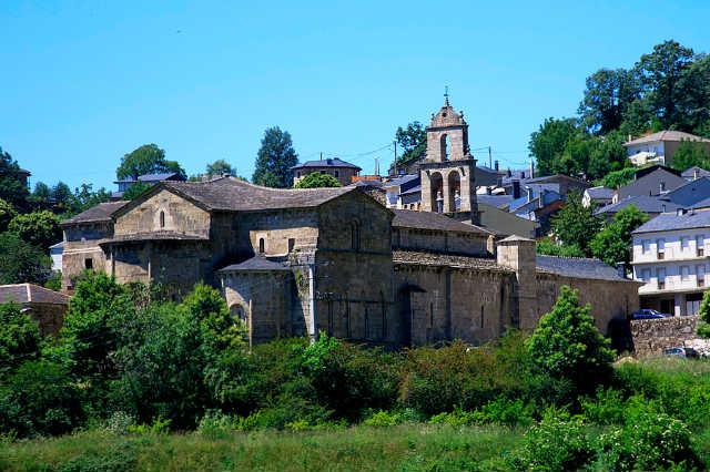 Monasterio de Santa María de San Martín de Castañeda - Imagen de Románico Zamorano