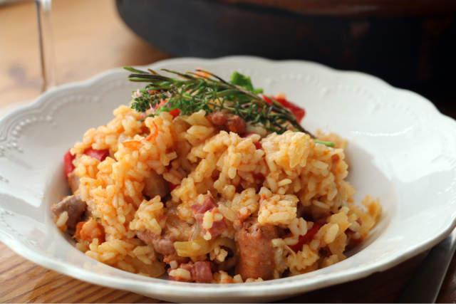 Plato de arroz a la zamorana - Destino Castilla y León