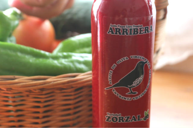 Aceite de oliva virgen Extra Arribera Zorzal - Destino Castilla y León