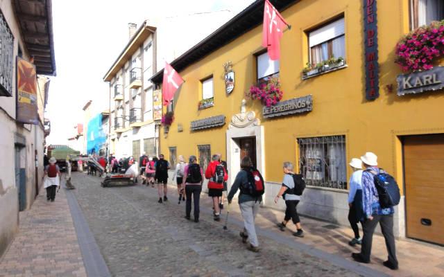 Calle Álvarez Vega - Destino Castilla y León
