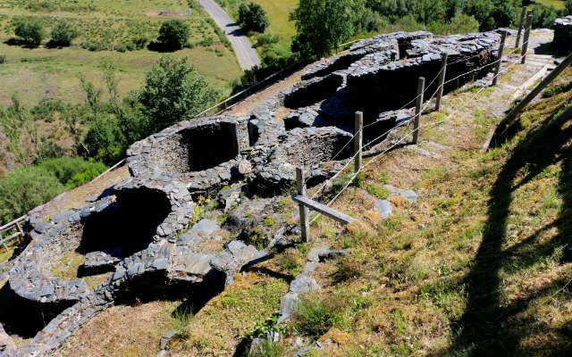 Yacimiento arqueológico del Castro de Chano - Destino Castilla y León