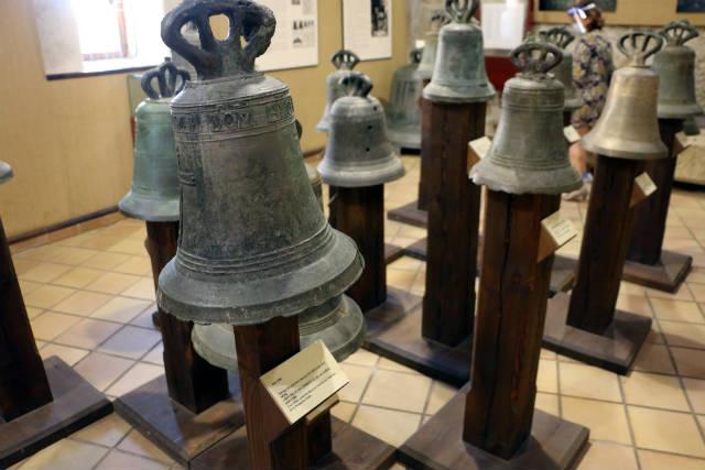 Campanas del Museo de las Campanas - Destino Castilla y León