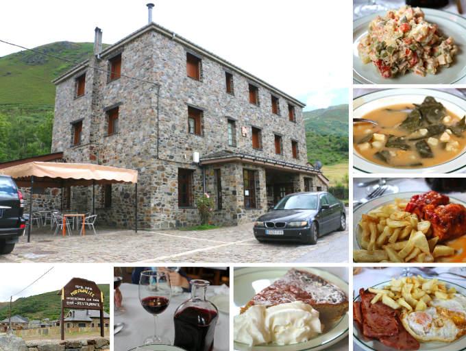 Comer en Balouta en el Hotel Miravalles - Destino Castilla y León