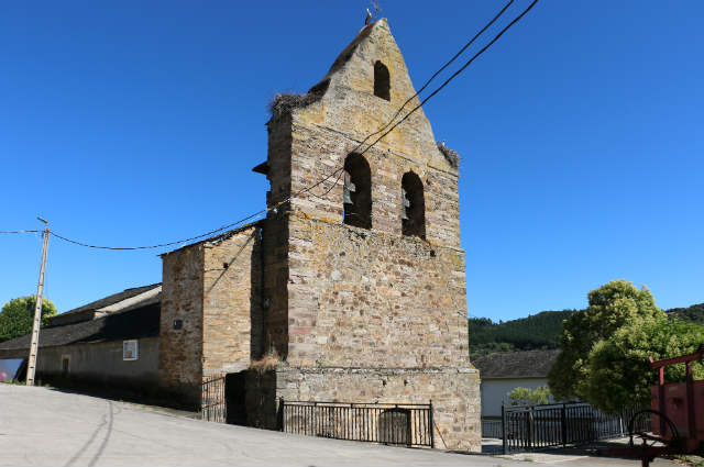 Iglesia de Valle de Finolledo - Destino Castilla y León