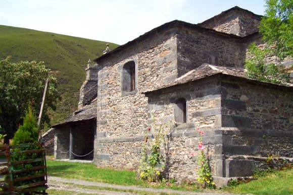 Parroquia de San Pedro de Chano - Imagen de Esquelas León