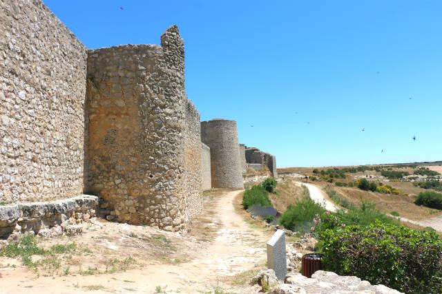 Murallas de Urueña - Destino Castilla y León