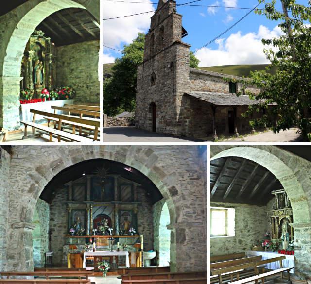 Iglesia de Pereda de Ancares