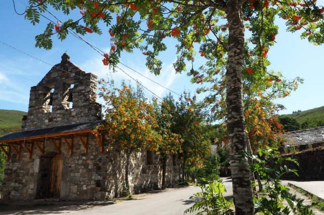 Iglesia parroquial de Lumeras - Imagen de Facebook