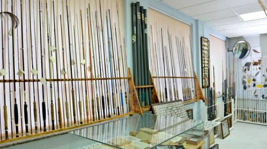 Museo de la trucha en el Hotel Passo Honroso