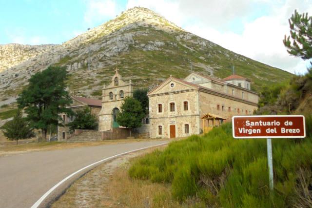 Santuario Virgen del Brezo - Imagen de Wikiloc