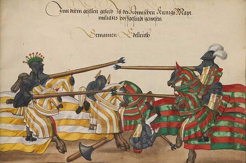 Torneo medieval - Imagen de Acebedo