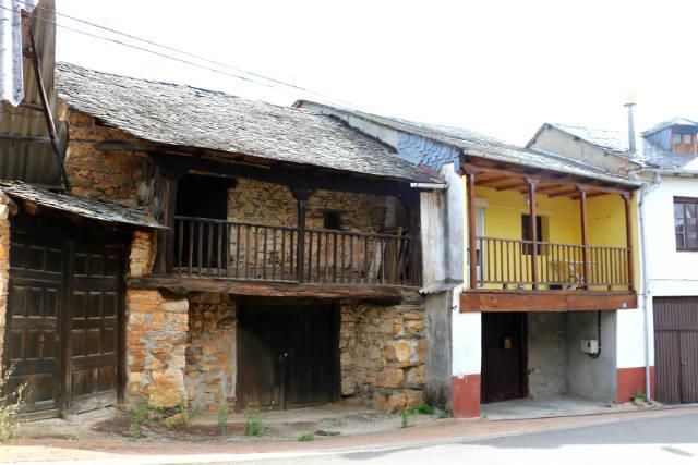 Arquitectura popular de Sésamo - Destino y Sabor