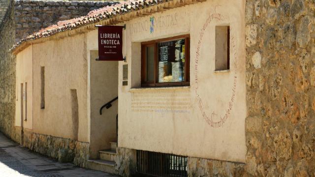 Librería enoteca In Vino Veritas - Destino Castilla y León