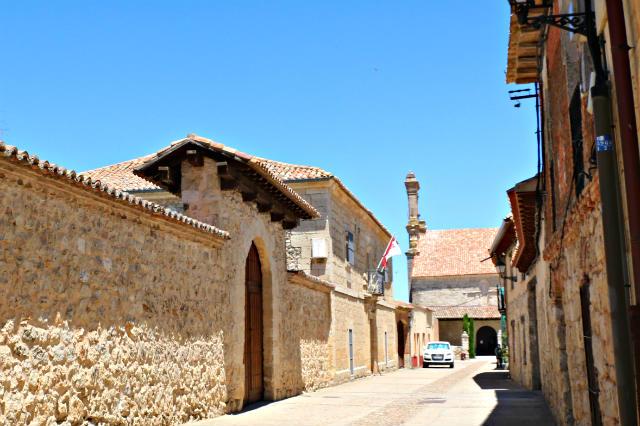 Fachada de la sede de la Fundación Joaquín Díaz y Centro Etnográfico - Destino Castilla y León
