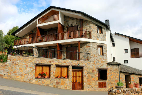 Hotel rural Casa Ana en Sésamo - Destino Castilla y León