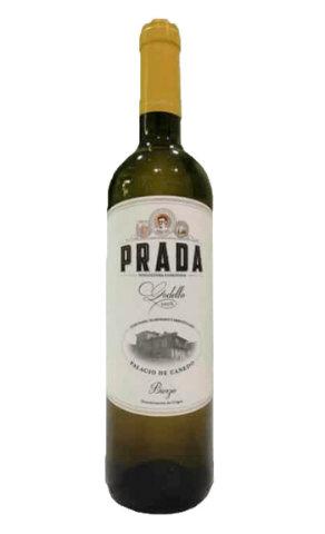Botella del Godello Prada a Tope