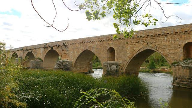 Puente Romano de Toro - Destino Castilla y León