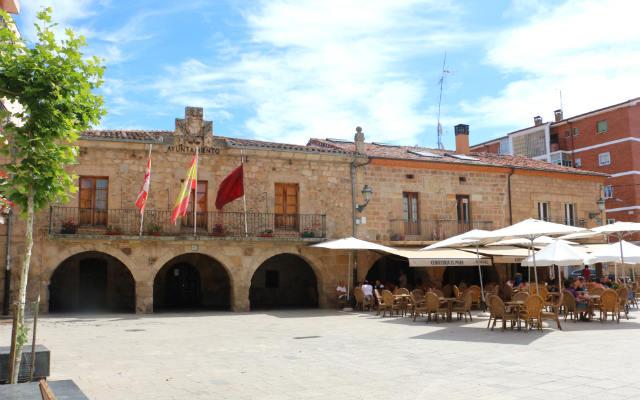 Ayuntamiento de Salas de los Infantes - Destino Castilla y León