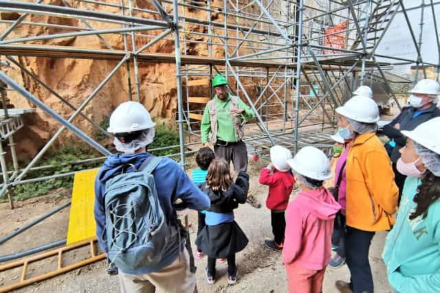 Visitantes de Atapuerca - Destino Castilla y León