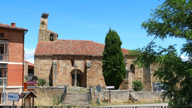 Iglesia de Santa Cecilia - Destino Castilla y León