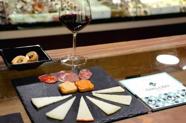Degustación y cata de quesos armonizada de Quesos Chillón - Destino Castilla y León