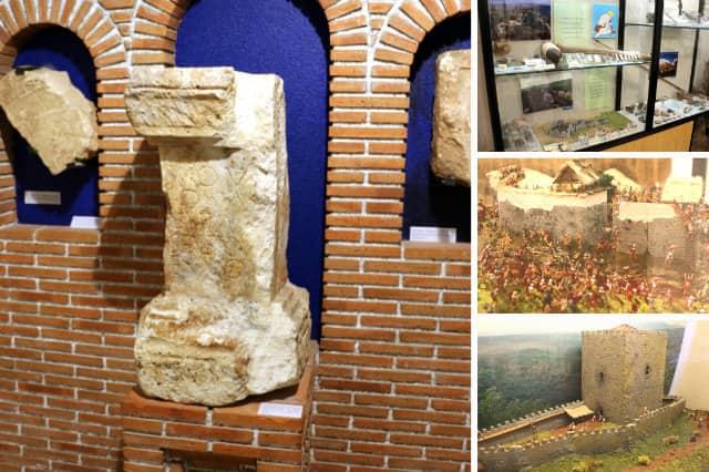 Algunos contenidos del Museo de historia de Salas de los Infantes - Destino Castilla y León