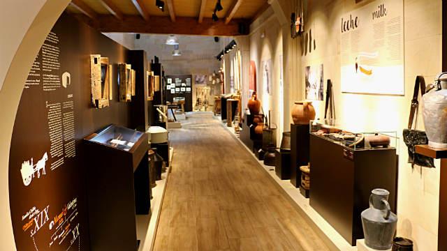 Museo del Queso en Querías Chillón - Destino Castilla y León