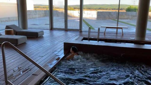 Spa del Hotel Spa Valbusenda - Destino Castilla y León