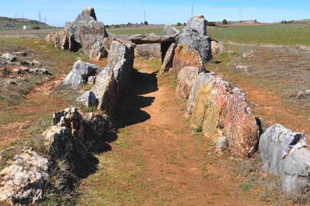 Dolmen de Cubillejo - Imagen Wikipedia