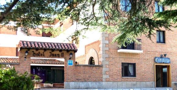 Hotel Juan II de Toro - Imagen del Hotel